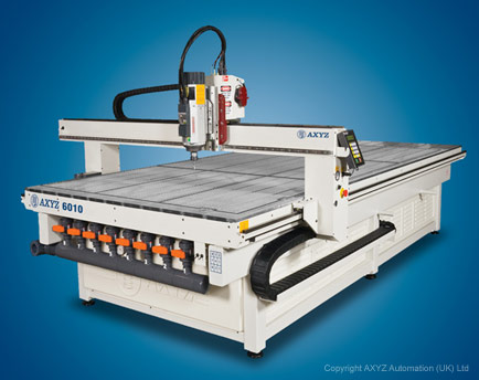 cnc router custom retail display fabrication