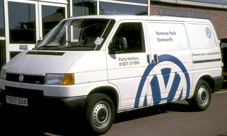 Professional Van Signwriting Solutions To Promote Your